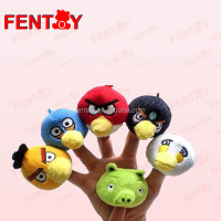 Factory price full body finger puppets animals for sale