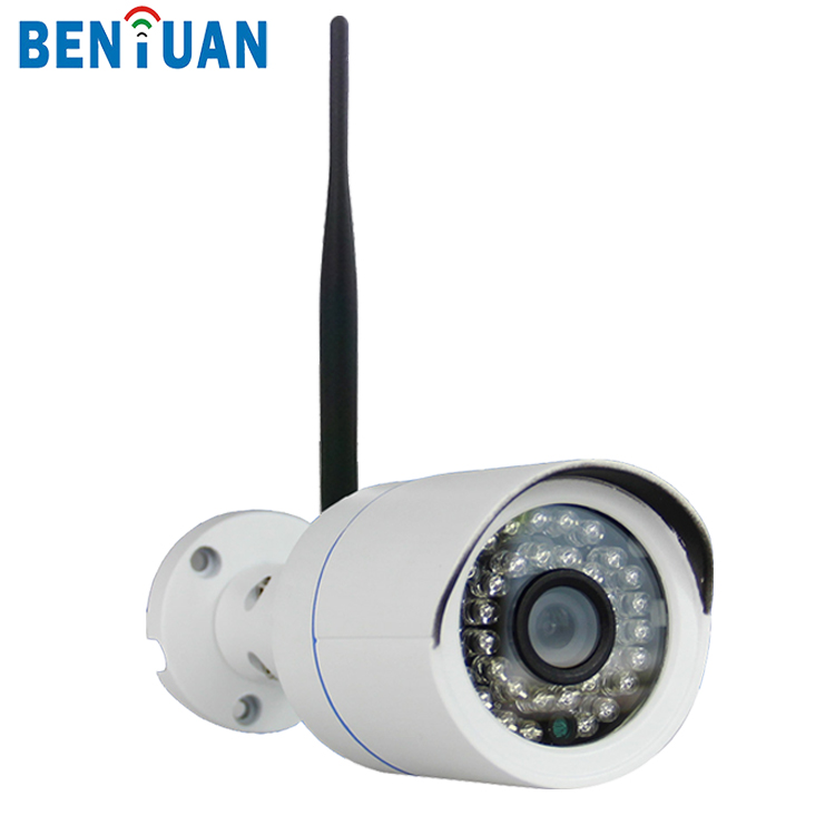 Benyuan realtime HD 2.0MP Mini Wifi IP Camera wireless