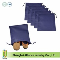 non woven custom shoe dust bag or shoe carrier bag