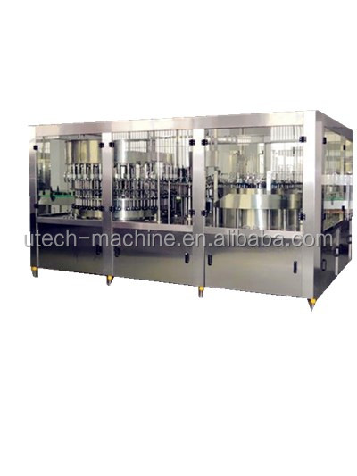 Manufacturer Good Price small water bottling machine/water bottling plant price/water bottling
