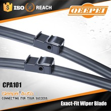 Reliable Chinese wiper supplier small MOQ specific aero flexible soft curved windshield wiper blade exact fit for VW cars