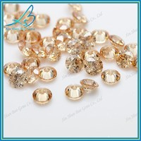 Micro zirconia supplier 1.5mm aaa diamond cz loose stones