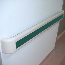 Anti-collision safety protection PVC hospital handrails