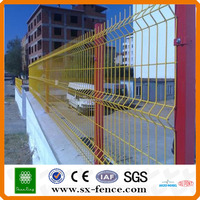 ISO9001 Security high quality yard guard welded wire fence