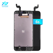 Wholesale Lcd with Digitizer Assembly for iPhone 6s Lcd Screen Black Free Shipping 10Pcs/Lot