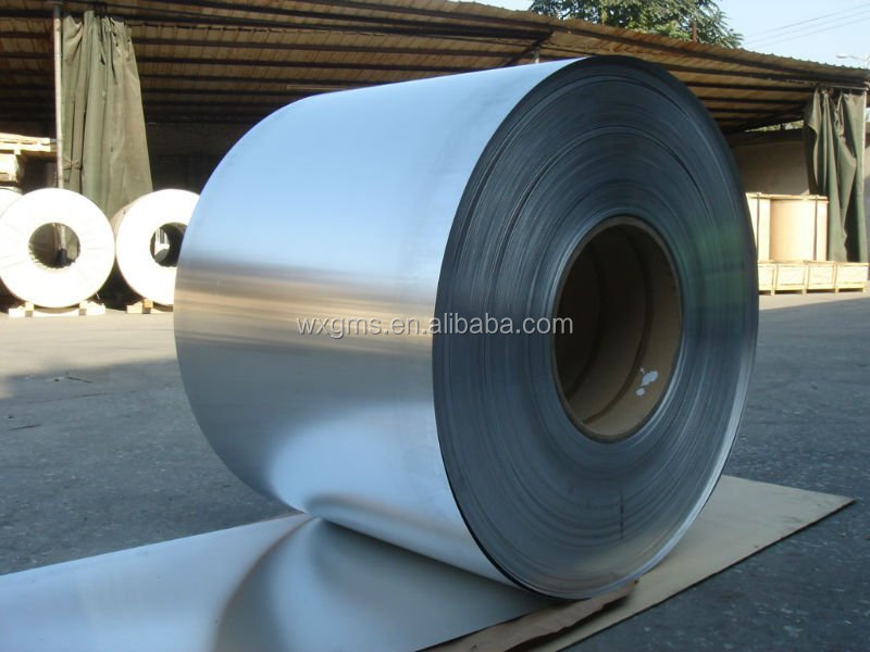 Stainless Steel Strip/Coil/Tape/Band for sale with 0.05 mm minimum thickness and custom width