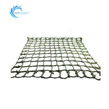 The cheapest price children outdoor playground climbing nets in high quality