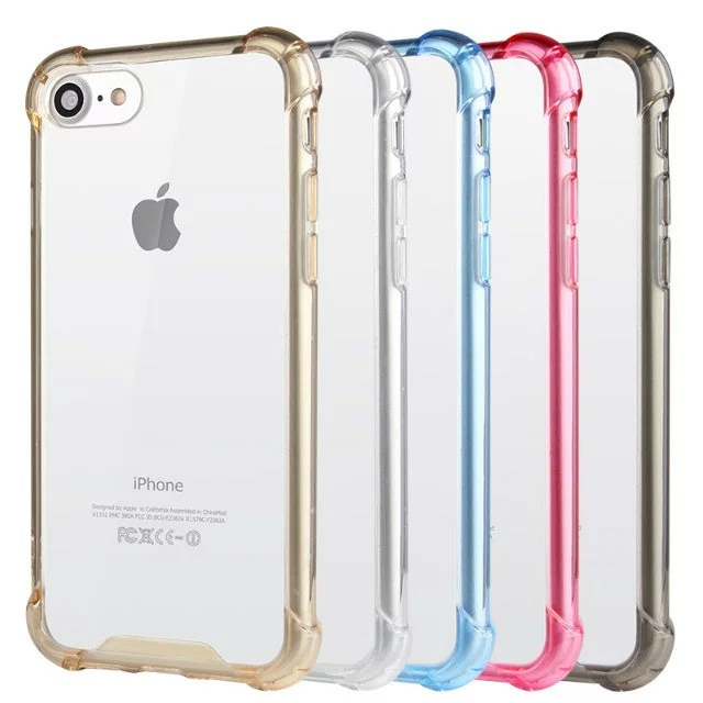 Micro bubble shock proof Phone case for iphone 7/7plus