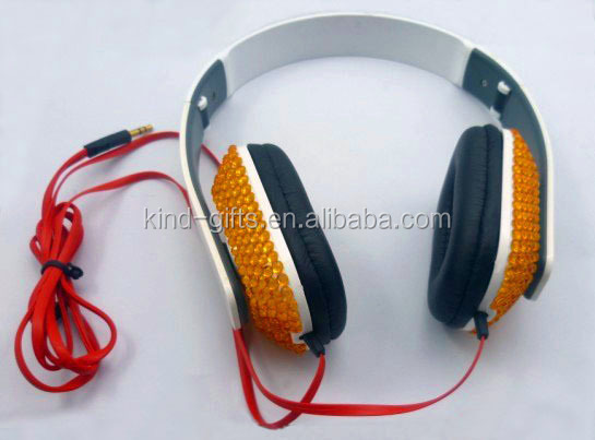 Foldable colourful Super sport bluetooth headphone for mobile phone