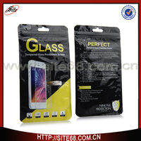 opp package 0.3mm 9H Tempered Glass Screen Protector for iphone 6 for samsung guangzhou factory wholesale tempered glass