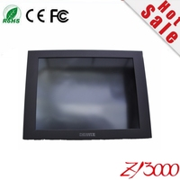 New waterproof strong metal casing 17inch 8 inch touch screen monitor for android tv box PC