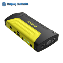 16800mah multi-function portable lithium battery emergency power bank 12V vehicle car jump starter