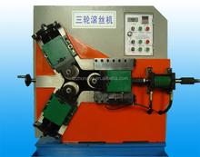 China suppliers pipe thread rolling machine buy thread rolling machine