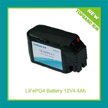 New motorcycle start battery 12V4.4Ah TB-4S2P2.2-1