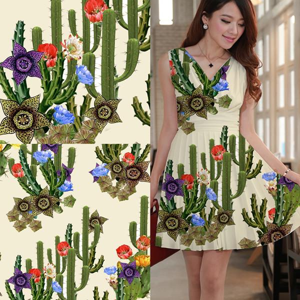 Fashion Clothes Fabrics