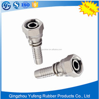 20411-18-6 O-ring metric female 24 degree cone swaged standard fittings