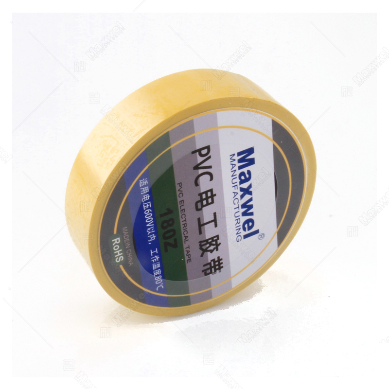 High Quality Cheap Custom Pvc Electrical Insulation Tape