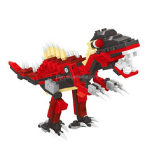WANGE Cheap Toys Online Christmas Mini Dinosaur building blocks