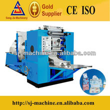 Full-automatic 2 lines Box-drawing Face Tissue Machine