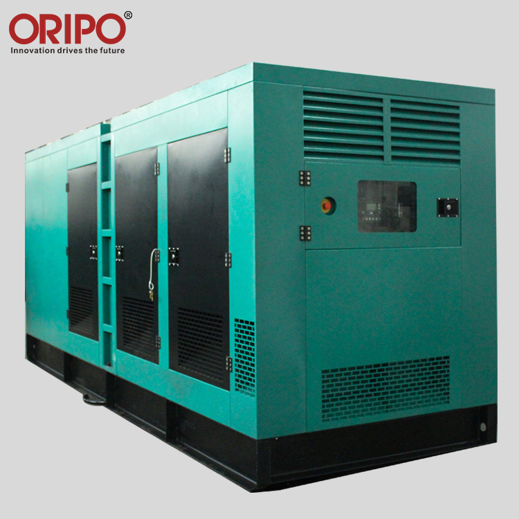 China low noise 500kva diesel generator diesel with best price
