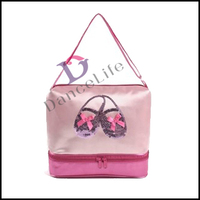 R3028 Wholesale dance bag for girls/ballet dance bag/kids dance competition dance bags
