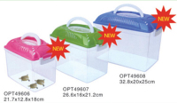 Pet stock Fish Products Plastic Tank OPT49606 ORIENPET & OASISPET