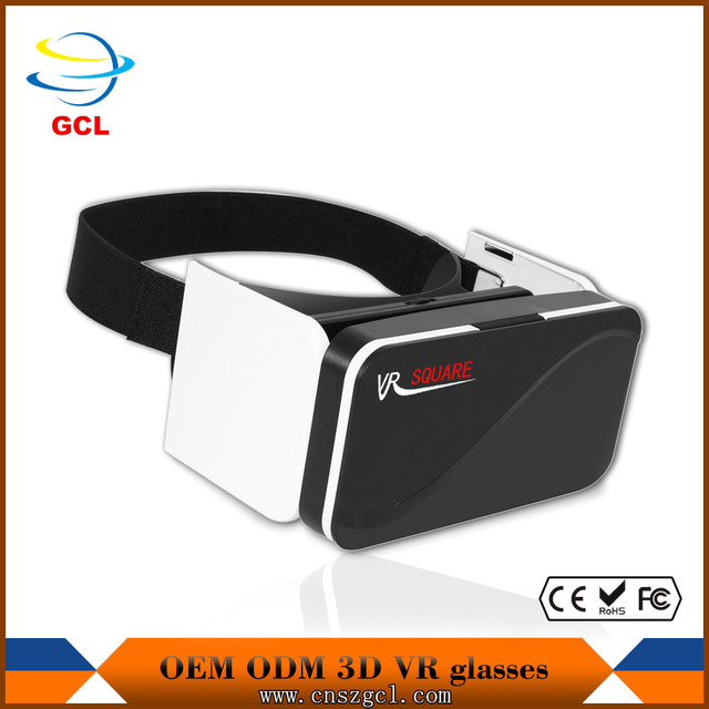 2017 folding and New vr glasses console men folding reading glasses