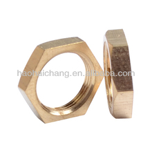 Quick Delivery Brass Nut,For Thermostatic Valves Radiator