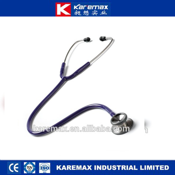 Karemax Bright Colored Double Head Electronic Stethoscope