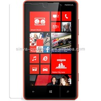 Manufacturer Price 3H Hardness Top Anti-scratch High Transparent Screen Protector For Nokia Lumia 520 820 920 1020 1520
