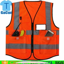 China cheap hot sales reflective safety vest with good quality