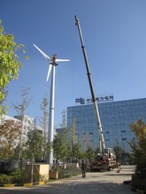 low price low start-up wind speed high quality10kw Wind power generator