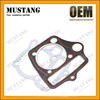 Pakistan 70cc motorcycle engine parts cylinder head gasket China factory price