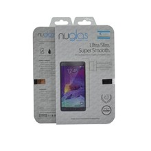 Nuglas Japan Material 9H 2.5D Round Edge Mobile Phone Screen Protector for Samsung Note 3 Tempered Glass Screen Protector