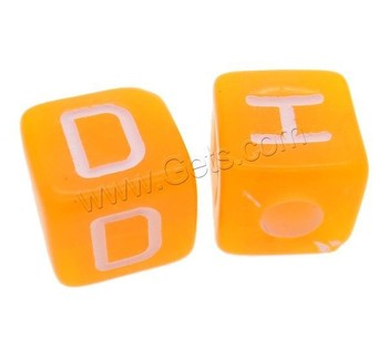Gets.com 2015 acrylic letter beads