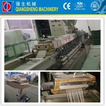 two stage plastic recycling granulator machine