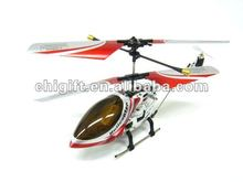 Falcon X mini indoor 3 Channel Co Axial RC Helicopter with Gyro LED Strobe