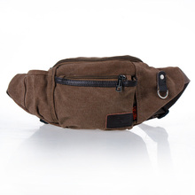Hot Selling Casual Canvas Multifunctional Camo Fanny Pack Pocket Pouch Travel Mobile phone bag Camping Waist Hip Bum Belt Bags