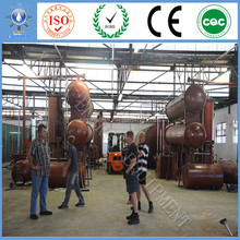 Xinda New Model Continuous Waste Plastic Pyrolysis Plants With Free Installation