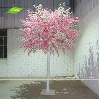 GNW BLS1507-15 artificial cherry blossom trees for indoor wedding decoration