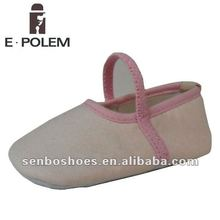 2013 China canvas baby shoe