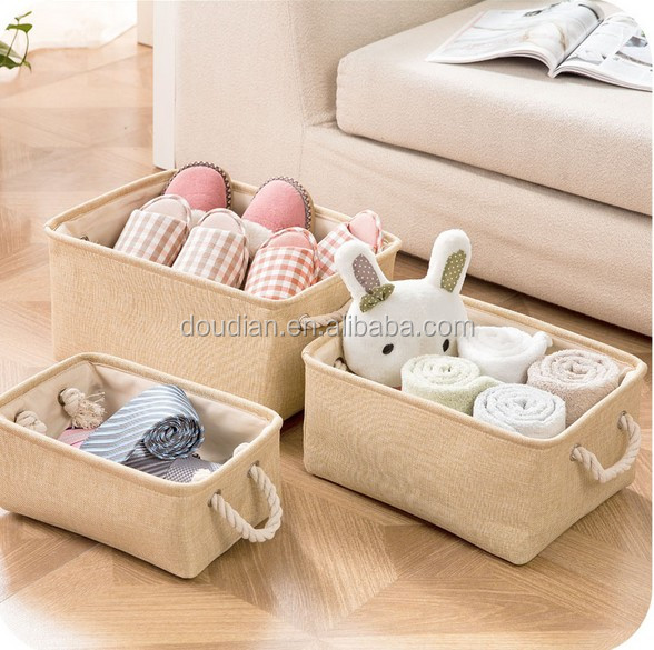 Home & Garden Storage Box Closet Organizers Toy Basket