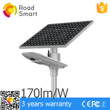 Wall mounted pole mounted Solar LED Security Yard Light with Remote Control and Motion Sensor solar led street light