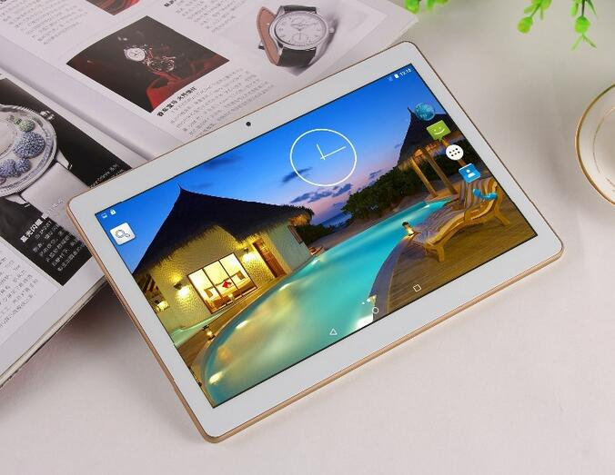 MTK8752 Octa Core 3G Phone Call 10 inch Tablet PC 4GB RAM 32GB ROM 5.0MP Bluetooth GPS