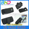 for Samsung Galaxy S3 mini I8190 Cover with Belt Clip Case