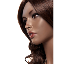 H3 mannequin head display for hat or wigs