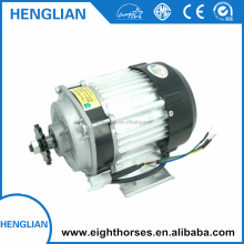 dc motor 24v 1200w Electric Tricycle DC Brushless Motor