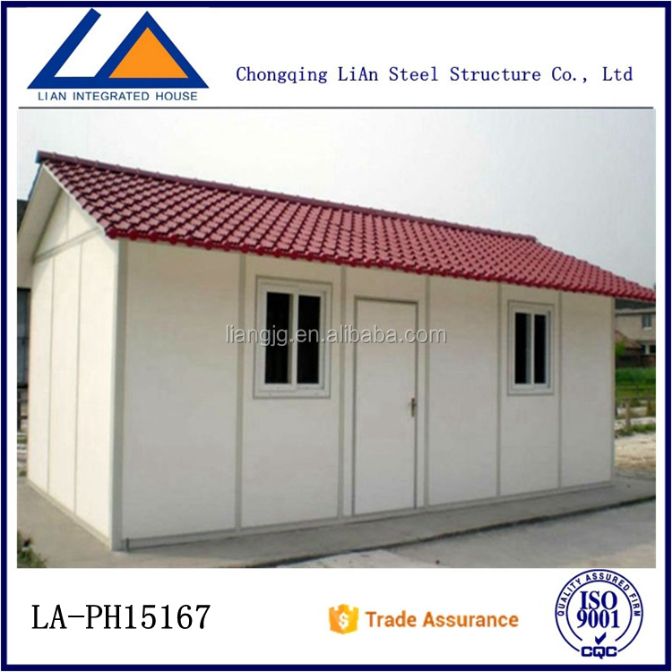 Light Steel Fabricated Container House