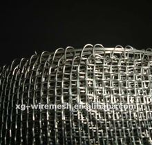(Factory) Galvanized Crimped Wire Mesh