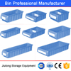 Auto Parts Storage Bins Euro Standard Warehouse use Plastic Small Container